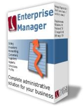 Omega Enterprise manager: Sales summaries, profit margins, employee schedules, orders, cost summaries and more.